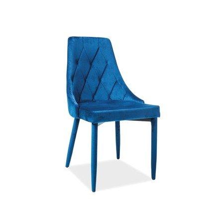Židle TRIX modrá