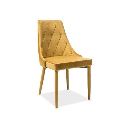 Židle TRIX žlutá