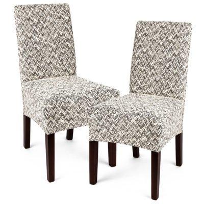 4Home Multielastický potah na židli Comfort Plus béžová