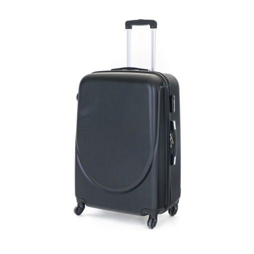 Pretty UP Cestovní skořepinový kufr ABS16 L