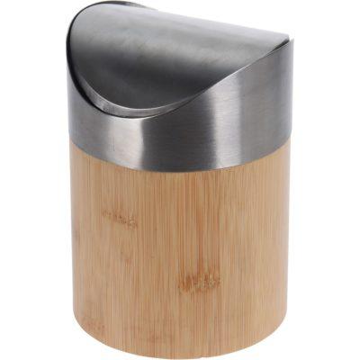 Bambusový kosmetický odpadkový koš Lina