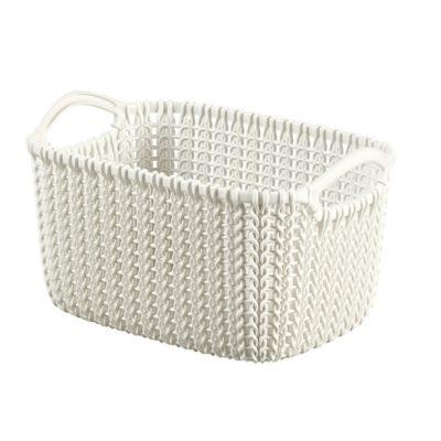 Curver 03675-X64 košík Knit XS 3 l