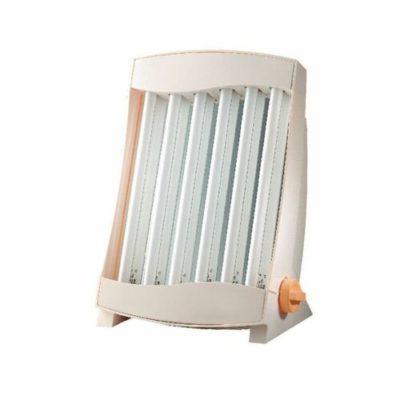 EFBE-SCHOTT GB 836 Obličejové solárium s 6 UV-trubicemi PHILIPS