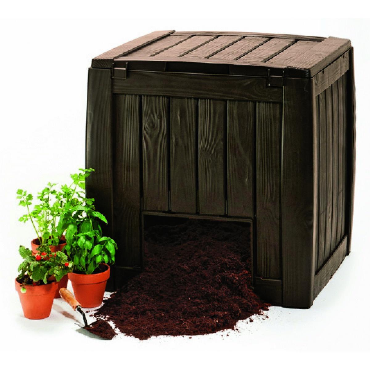 Keter Kompostér Deco