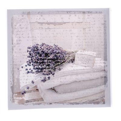 Obraz na plátně Lavender blanket