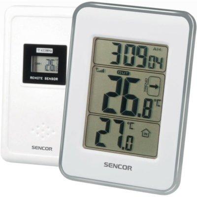Sencor SWS 25 WS Teploměr s bezdrátovým senzorem