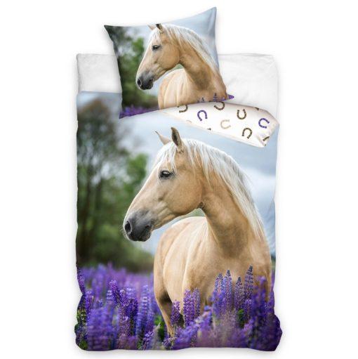 Bavlněné povlečení Kůň Palomino