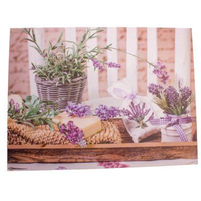 Obraz na plátně Lavender Time