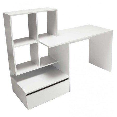 Počítačový stůl TACO 2 bílá