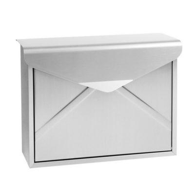 Poštovní nerezová schránka Monza