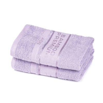 4Home Bamboo Premium ručník světle fialová