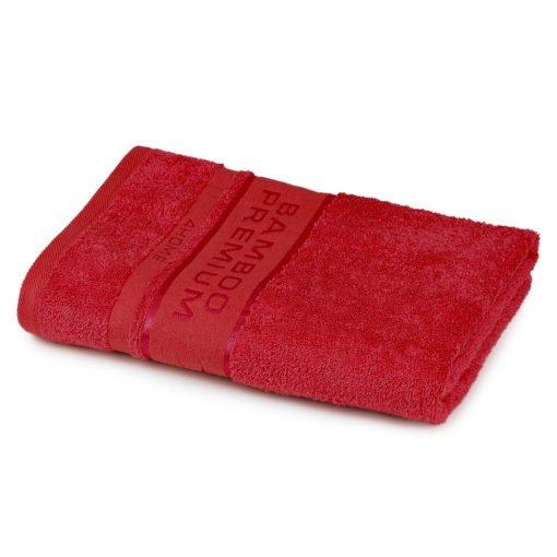 4Home Osuška Bamboo Premium červená