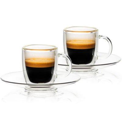4home Termo sklenice Ristretto Hot&Cool 50 ml