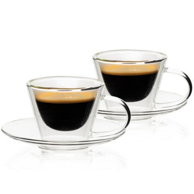 4home Termo sklenice na espresso Elegante Hot&Cool 80 ml