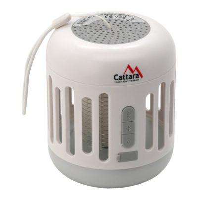 Cattara Nabíjecí bluetooth svítilna s lapačem hmyzu Music cage