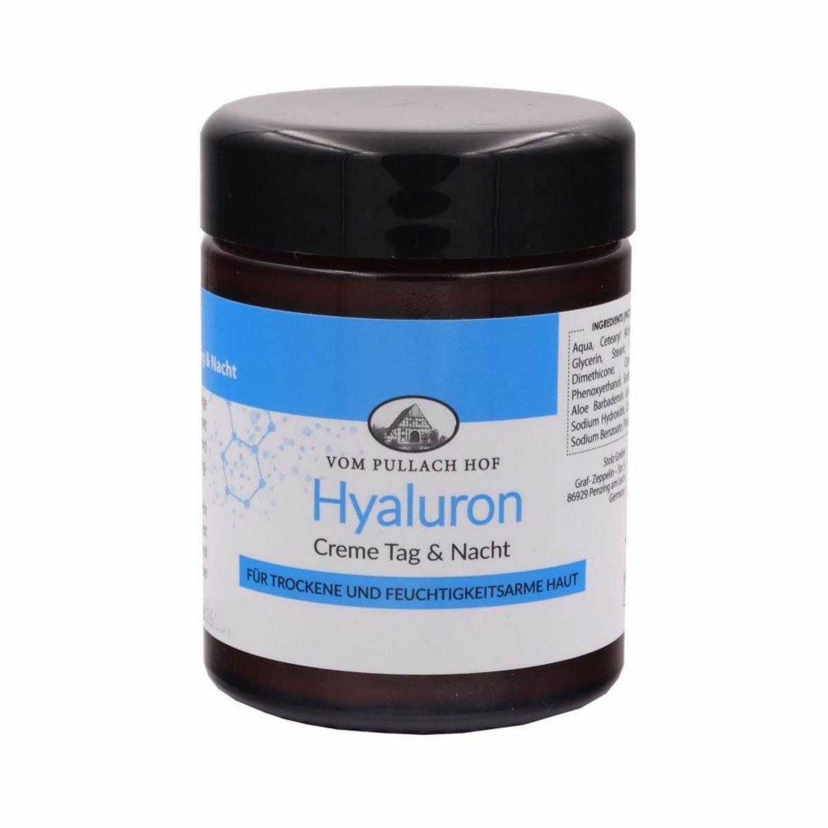 Denní a noční krém s kyselinou hyaluronovou