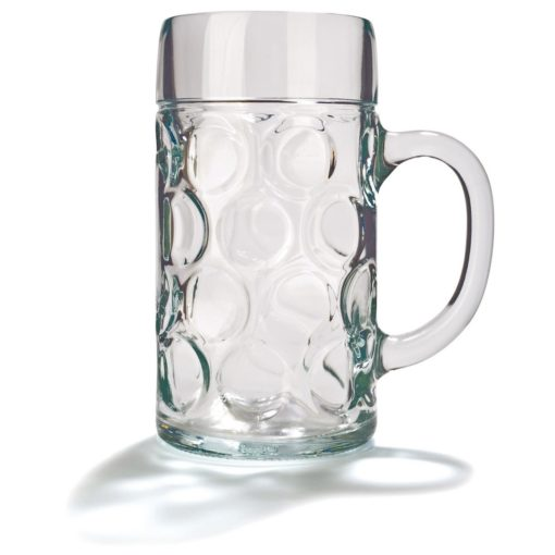 Pivní sklenice s uchem ISAR
