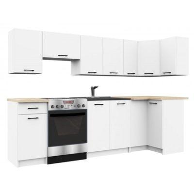 Rohový kuchyňský set Olivia 3M