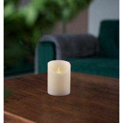 Vosková LED svíčka