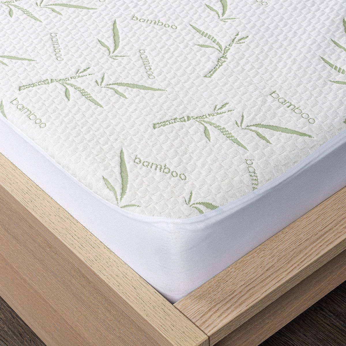 4Home Bamboo Chránič matrace s lemem