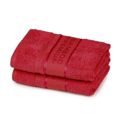 4Home Bamboo Premium ručník červená
