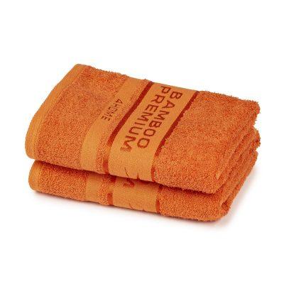 4Home Bamboo Premium ručník oranžová