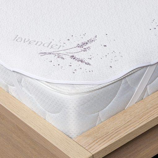 4Home Lavender Chránič matrace s gumou
