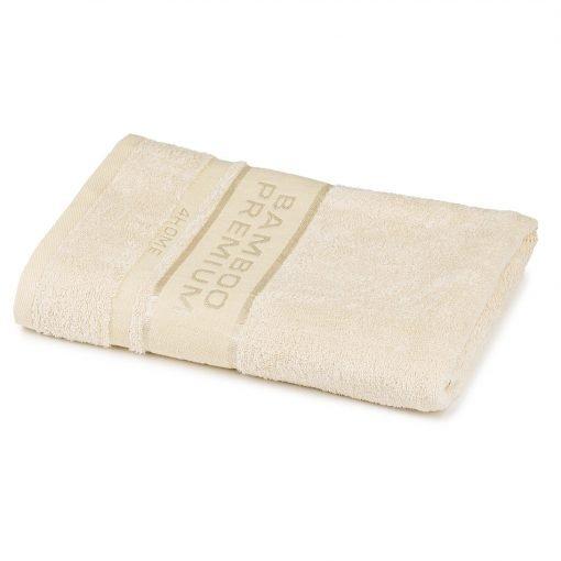 4Home Osuška Bamboo Premium krémová