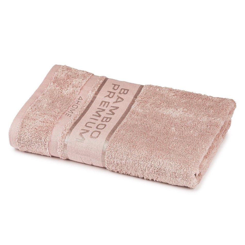 4Home Osuška Bamboo Premium růžová