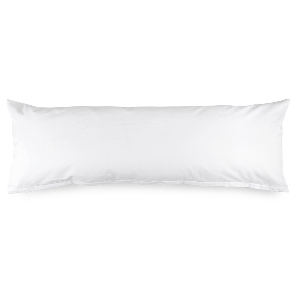 4Home Povlak na Relaxační polštář Náhradní manžel bílá
