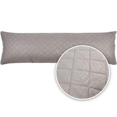 4Home Povlak na relaxační polštář Náhradní manžel Orient šedá