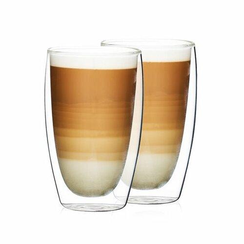 4Home Termo sklenice na latté Hot&Cool 410 ml