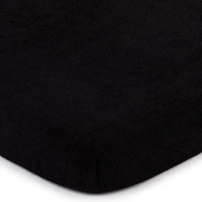 4Home froté prostěradlo černá