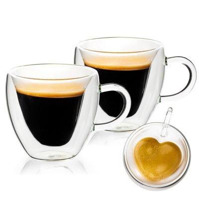 4home Termo sklenice Big Heart Hot&Cool 250 ml