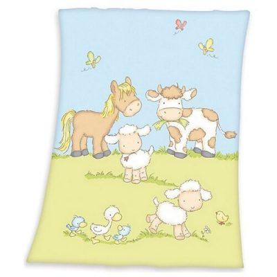 Dětská deka Fynn Farma