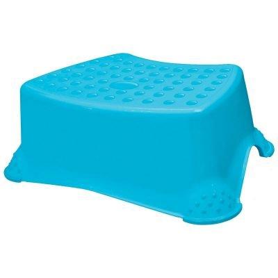 Keeper Dětská protiskluzová stolička modrá