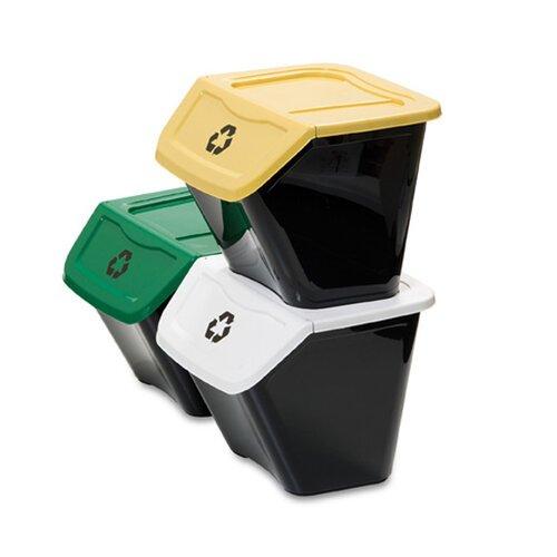 Koš na tříděný odpad Ecobin 30 l