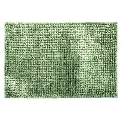 Koupelnová předložka Ella micro zelená