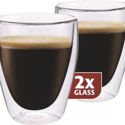"""Maxxo """"Coffee"""" 2dílná sada termo sklenic"""