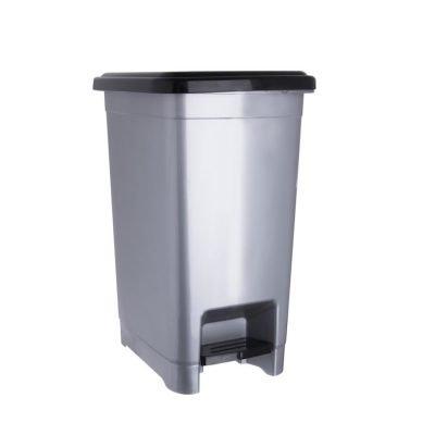 Orion Pedálový odpadkový koš Slim