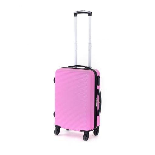 Pretty UP Cestovní skořepinový kufr ABS03 S