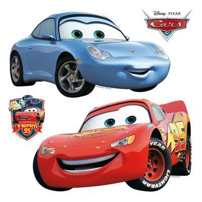 Samolepicí dekorace Cars