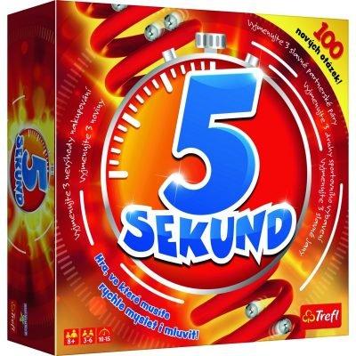 Trefl Stolní hra 5 sekund