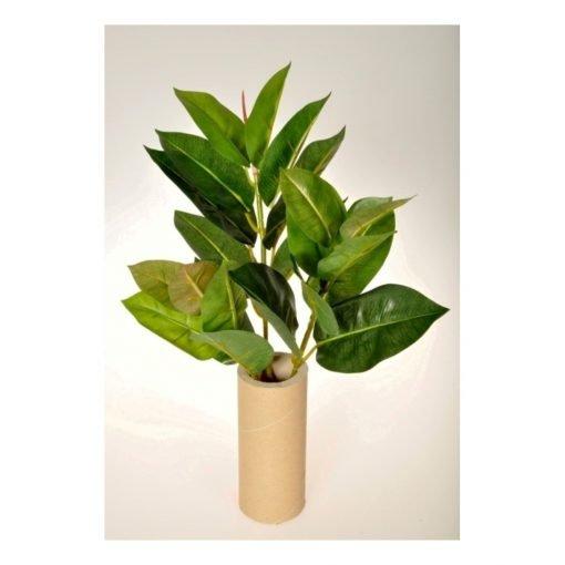 Umělá květina Ficus Elastica