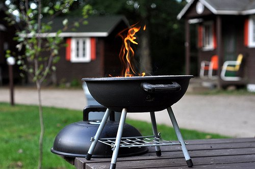 Gril – plynový nebo na uhlí?