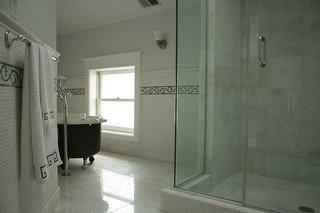 Sprchování na míru